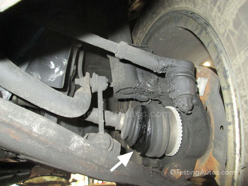 Cv Joint Cost >> When Does A Cv Axle Need To Be Replaced