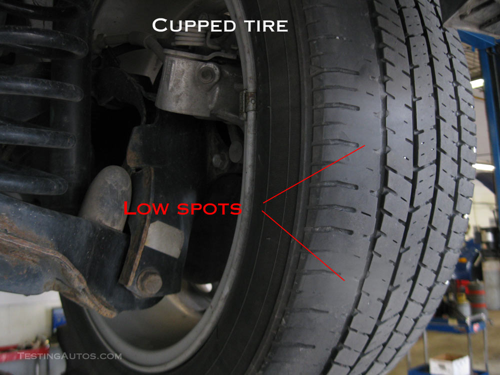 When Should Tires Be Replaced