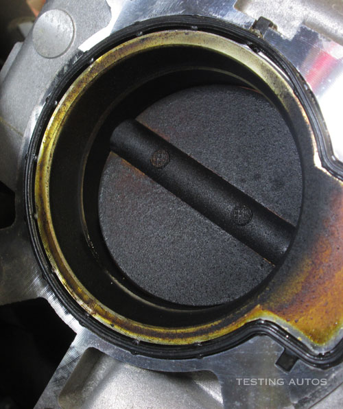 When does a throttle body need to be serviced?