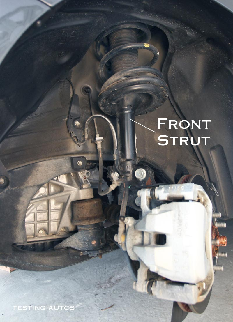 Front End Car Damage Cost