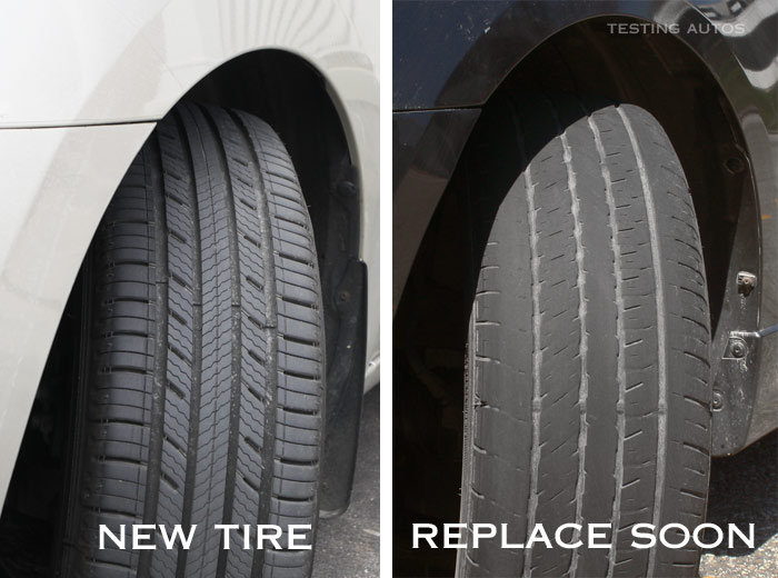 How Do You Measure Tread On A Tire >> How often should tires be replaced?