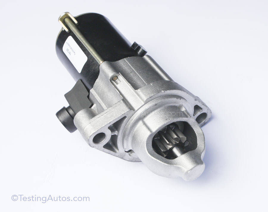 How Much Is A New Starter >> When Does The Starter Motor Need To Be Replaced