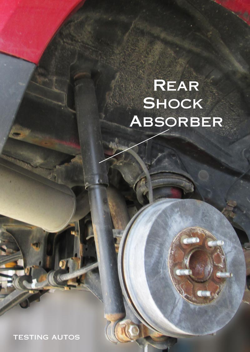 When To Replace Shocks And Struts >> When Struts And Shock Absorbers Should Be Replaced