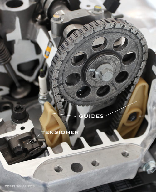 When does the timing chain need to be replaced?