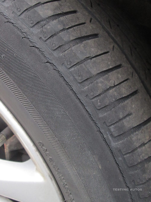 Tire Tread Wear >> How often should tires be replaced?