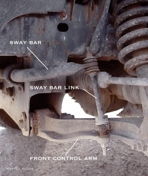 Truck Sway Bar Link on 2002 Dodge Other Diagram