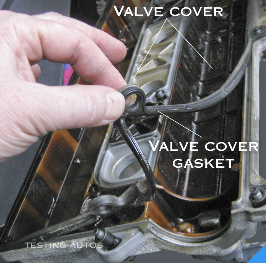 Cylinder Head Valve Rocker Cam Cover Gasket For Bmw 323i: When Does The Valve Cover Gasket Need To Be Replaced?
