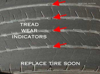 How To Measure Tire Tread >> How often should tires be replaced?