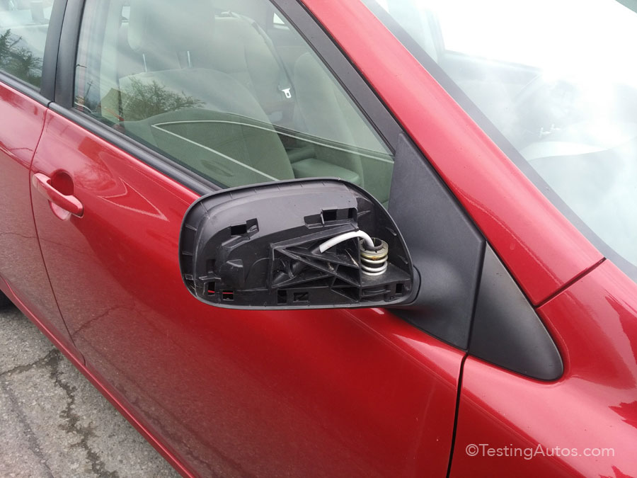 Broken Side Mirror What Are The Repair Options And Cost