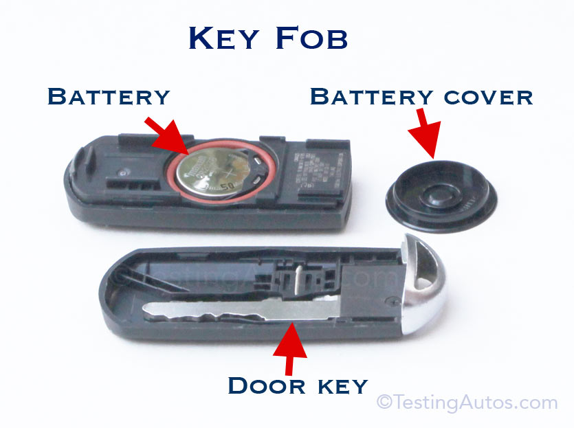 Key Fob Battery Low >> When Does The Key Fob Battery Need Replacing
