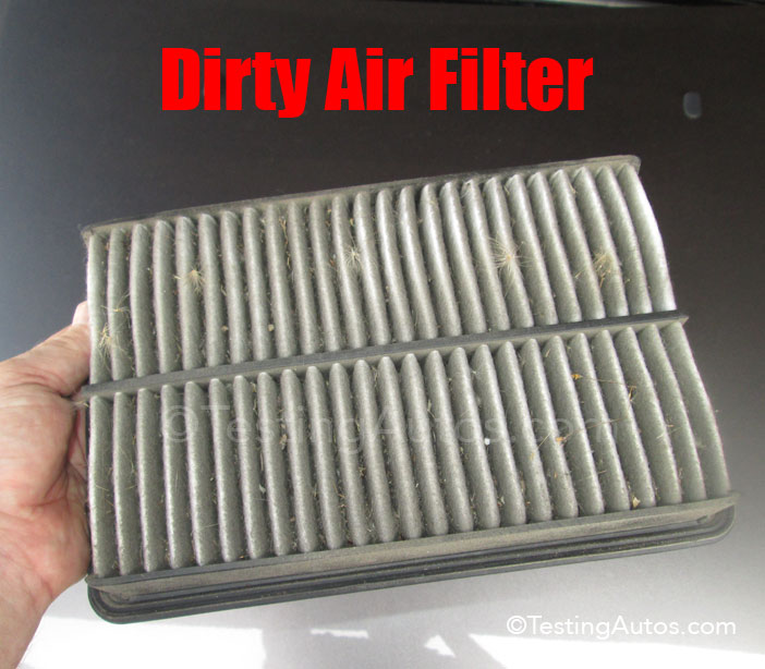 How Often Should An Engine Air Filter Be Changed