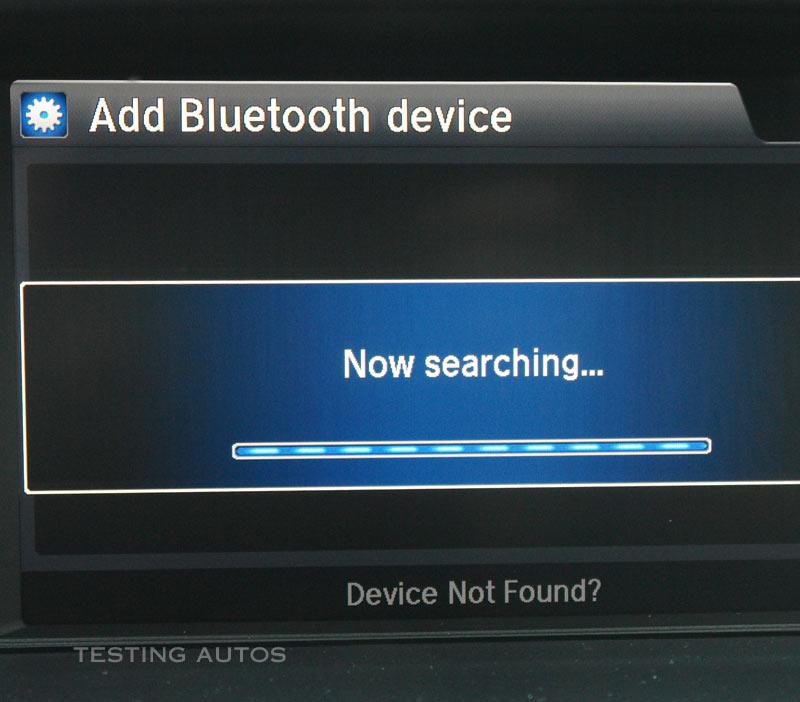 2012 ford f150 bluetooth sync phone