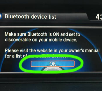 Why a phone won't pair with a car Bluetooth