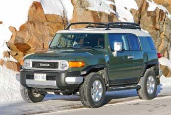 Toyota FJ Cruiser: gas mileage, engine, problems to watch ...