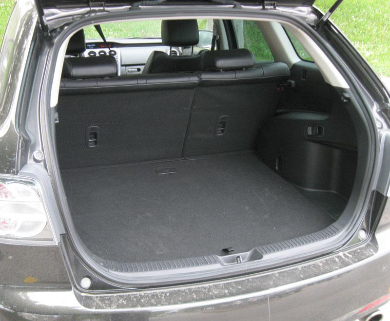 2007-2012 Mazda CX-7: gas mileage, engine choices ...