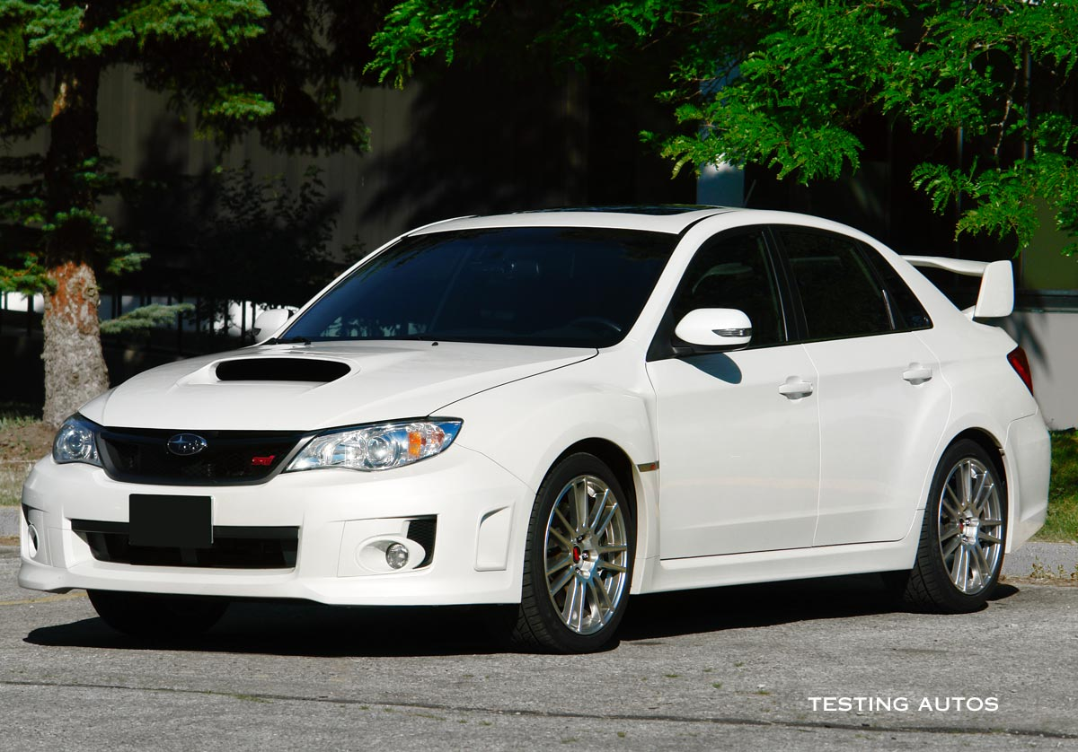 The Impreza Wrx Sti Is A Small All Wheel Drive Rally Car With Turbocharged Boxer Engine For Low Center Of Gravity Under 20k You Can